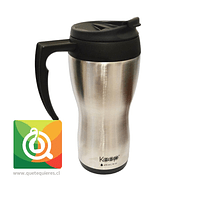 Keep Mug Clasico 400 ml Negro