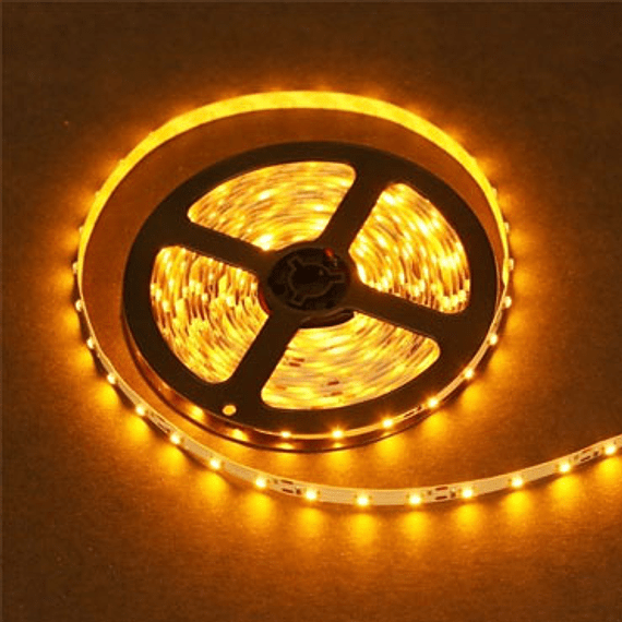 CINTA LED 5 MTS 300 LED AMARILLA
