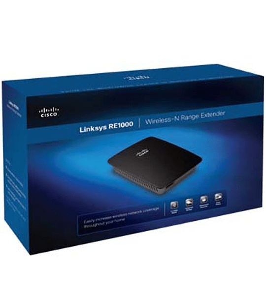ACC RANGE EXTEND LINKSYS RE 1000