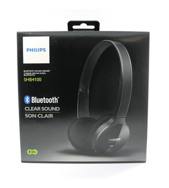 AUDIF WLESS PHILCO BT SPORT 99BLU
