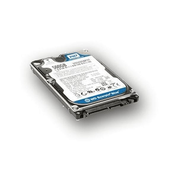 D.DURO 2.5 SATA 500GB 5400 RPM WD