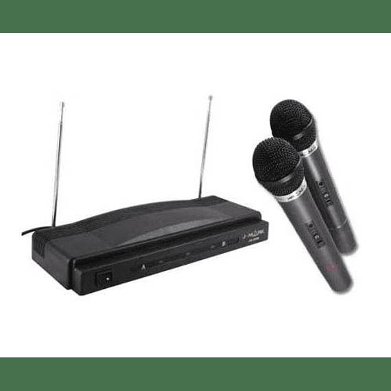MICROFONO PHILCO USB TRIPODE 31623
