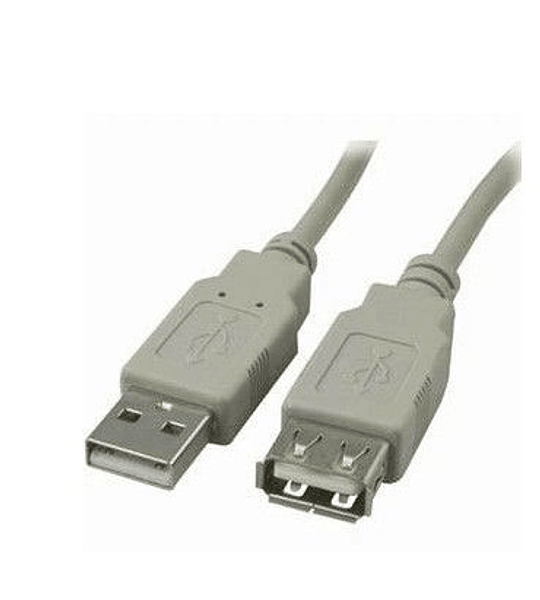 CABLE USB EXT 1.5MT 2.0 TWC