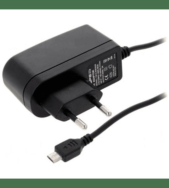 CARG CEL MICROUSB 220V 2A BLACK TWC