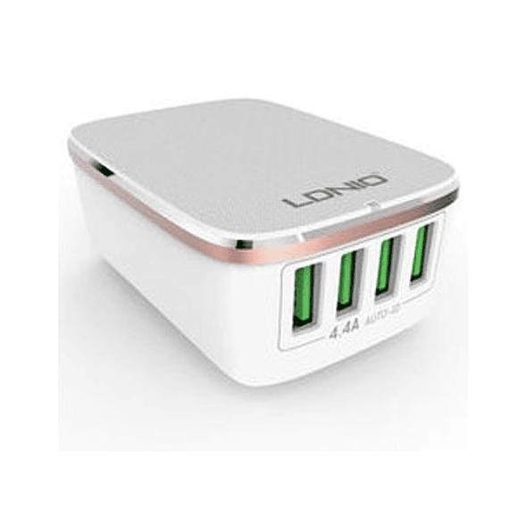 CARG USB SIYOTEAM 220V QUAD 4.4A