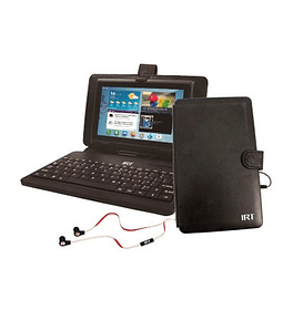TEC TABLET & FUNDA 7 KIT IRT AUDIF