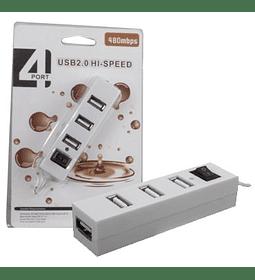 USB HUB 4 BOCAS 2.0 ULTRA HB24B