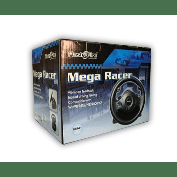 JOYPAD FLASHFIRE USB MEGA RACER VTE