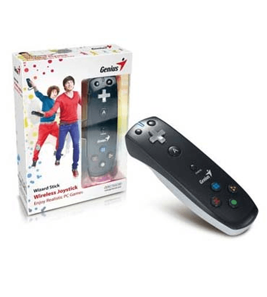 JOYPAD GENIUS WIRELES WIZARD STICK
