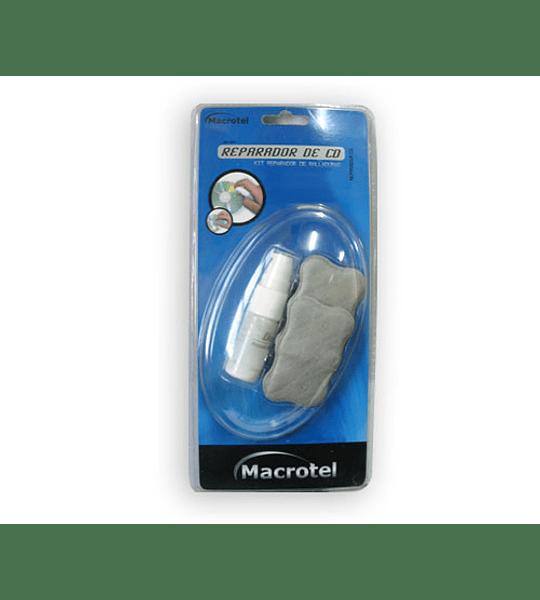 LIMP REPARADOR MACROTEL CD-DVD