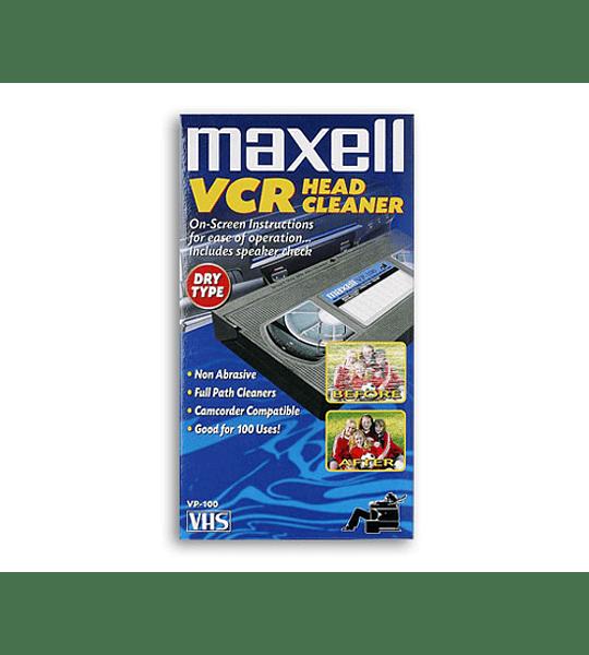 LIMP VCR HEAD MAXELL VP-100