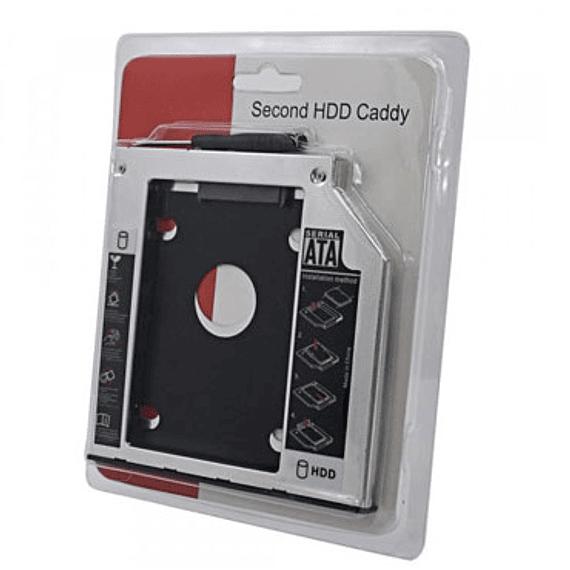 PORTA HDD 2.5 SATA CADDY TWC 9.5MM