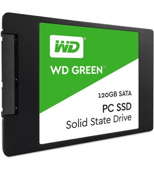 D.DURO SSD 2.5 120GB WD GREEN SATA