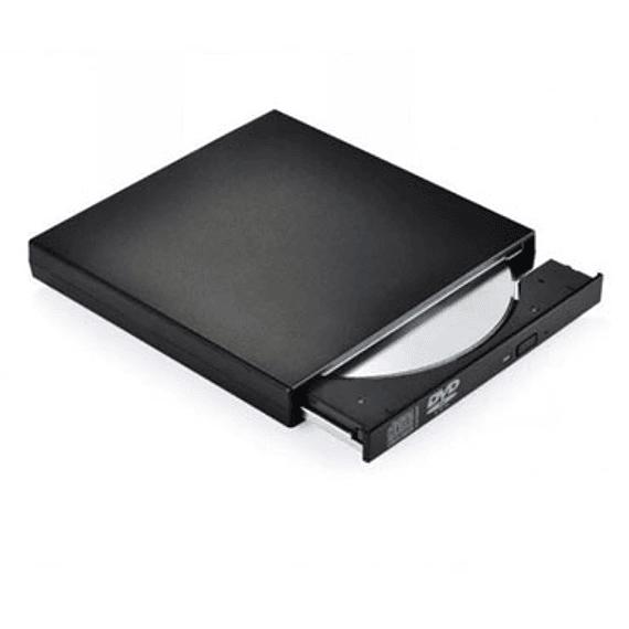 GRAB DVD EXT TWC SLIM USB BLACK