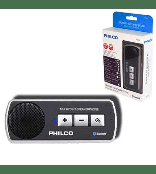 MANOS LIBRES CARKIT BT FM500 PHILCO