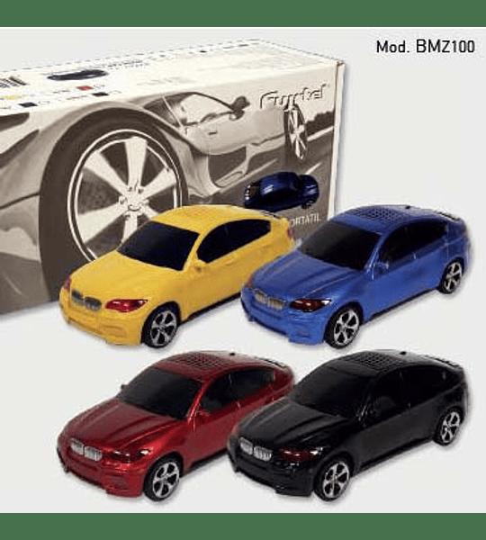 PARLANTES FJT AUTO BMW X6 BLUE
