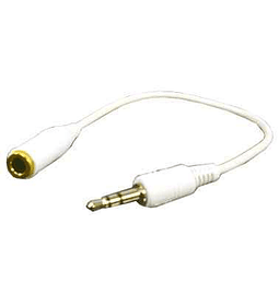 CABLE AUDIO 3.5H A 2.5M FJT