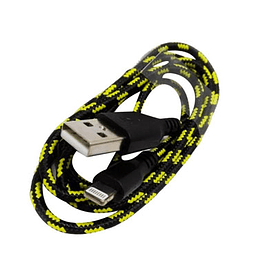 CABLE CEL LIGHTNING USB 1.0 MT TWC