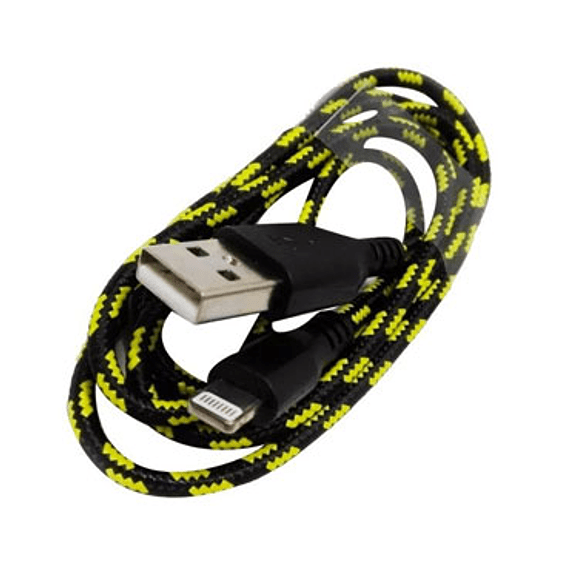 CABLE CEL LIGHTNING USB 1.8 MT TWC