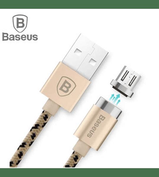 CABLE USB A/MICRO USB BASEUS MAGNETICO