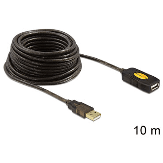 CABLE USB EXT 10.0 MTS ACTIVO DINON