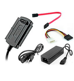 CONT USB SATA E IDE 2.0 USB-428 TWC