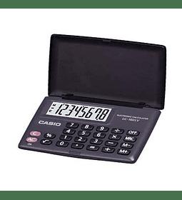 CALC CASIO 8 DIG LC-160-LV-BK-W