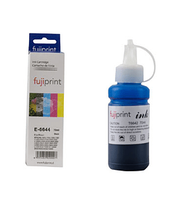 TINTA ALT. EPSON T664 70ML YELLOW