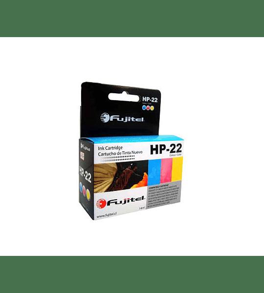 TINTA ALT. HP C9352A COLOR 22