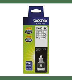 TINTA BROTHER BT6001BK BLACK BOTELL