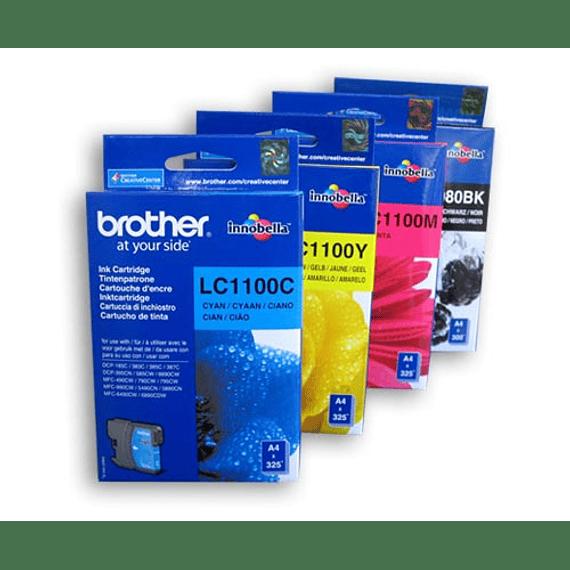 TINTA BROTHER LC 1100 BLACK