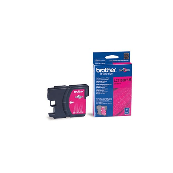 TINTA BROTHER LC 1100 MAGENTA