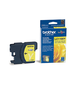 TINTA BROTHER LC 1100 YELLOW