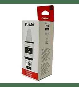 TINTA CANON GI-190 BLACK 135ML BOTT