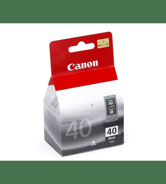 TINTA CANON PG-40 NEGRO IP 1200