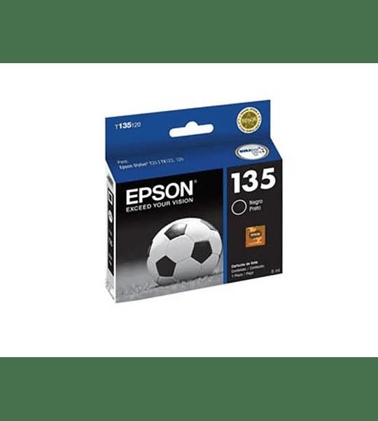 TINTA EPSON T135 NEGRO T125