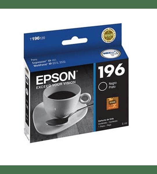 TINTA EPSON T196120 NEGRO XP401