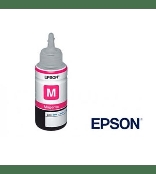 TINTA EPSON T664320 MAGENTA BOTTLE