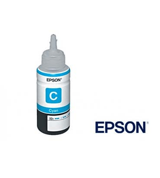 TINTA EPSON T664220 CYAN BOTTLE