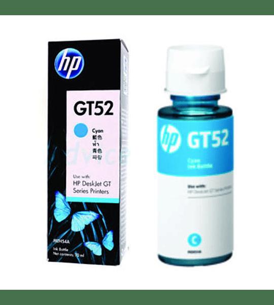 TINTA HP GT-52 CYAN 70ML BOTT