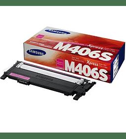 TONER SAMSUNG CLT-M406S MAGENTA