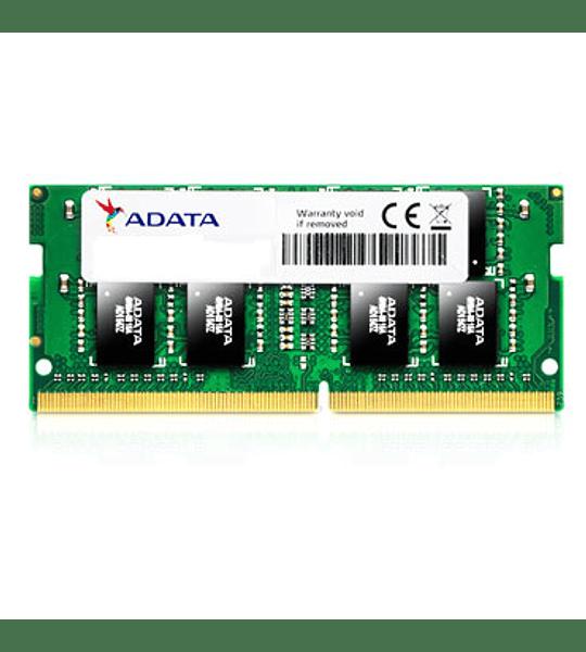 SODIMM DDR4 GB4.0 2400 ADATA