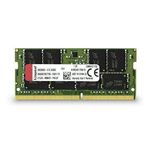 SODIMM DDR4 GB4.0 2400 KINGSTON