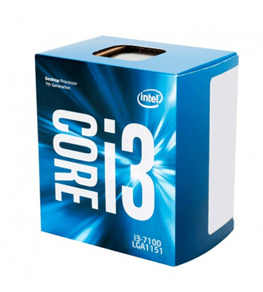ITL 1151 CORE I3 7100 3.9GHZ/3MB/X2