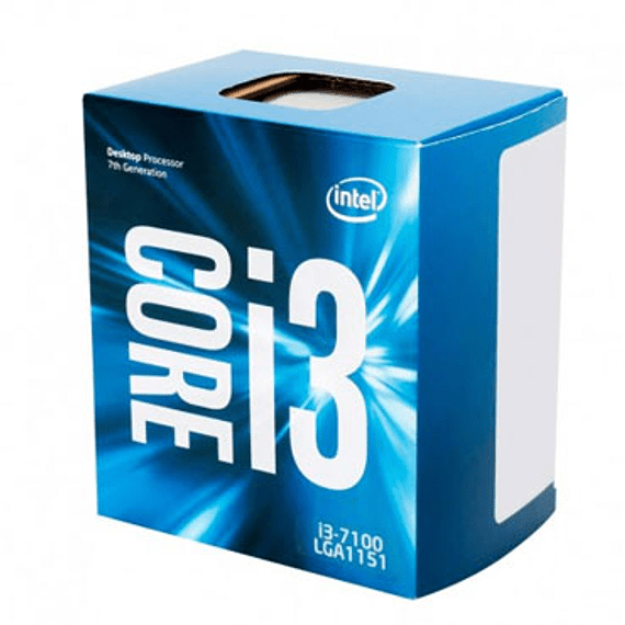 ITL 1151 CORE I3 7100 3.9GHZ/3MB/X2