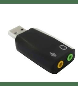 T. SONIDO EXT USB 7.1 STEREO WI TWC