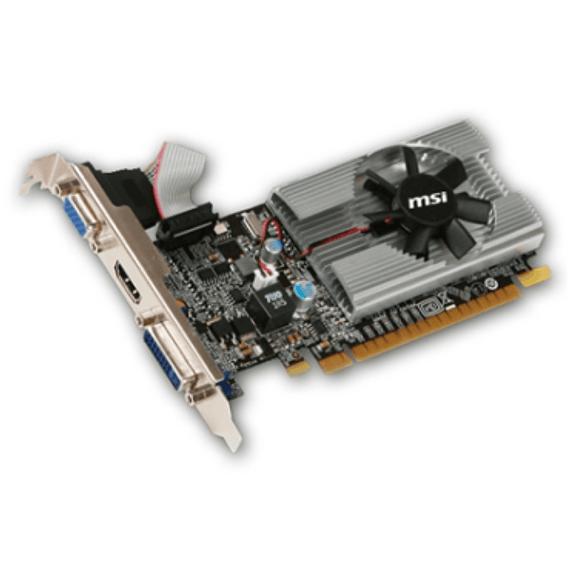 VGA PCIX GF G210 GB1.0 MSI LP HDMI