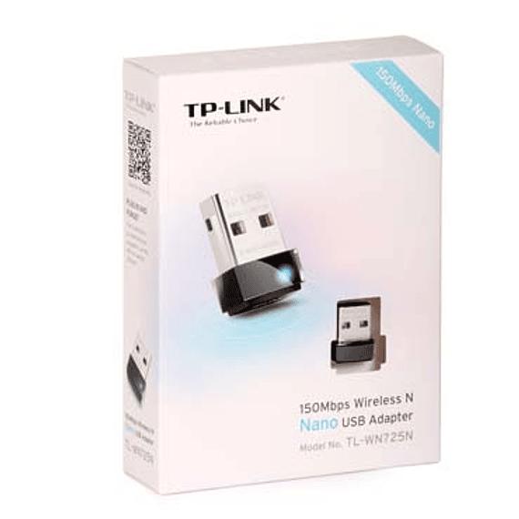 T. RED TPLINK WRLS USB WN725N TWC