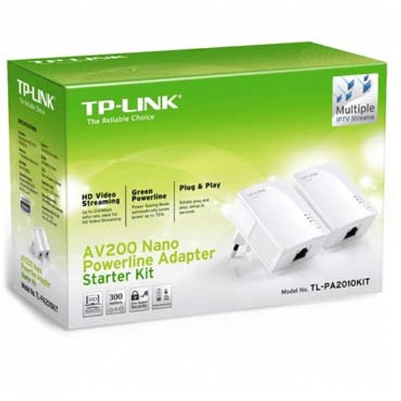 POWERLINE NANO AV200 TL-PA2010KIT