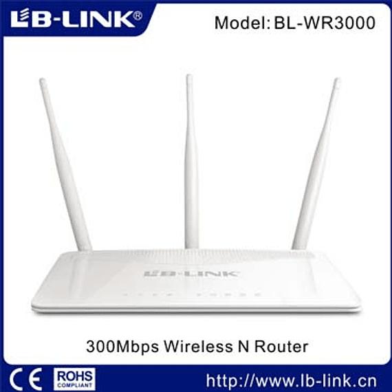 ROUTER LB-LINK WRLS BLWR3000 300N 3